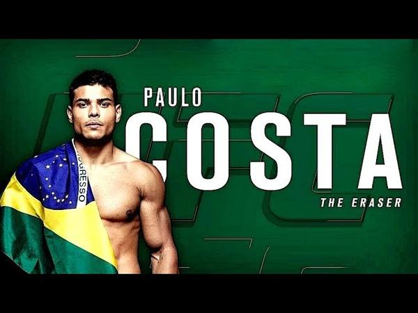 БОРРАЧИНЬЯ. ДОКУМЕНТАЛЬНЫЙ ФИЛЬМ О ПАУЛО КОСТЕ 2020 Documentary Film Is about Paulo Costa