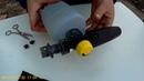 Пенная насадка Karcher FJ6 теперь пенит, пятикопеечная переделка!